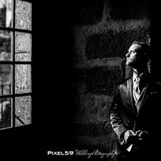 Wedding photographer Juanjo Ruiz (pixel59). Photo of 17.01.2018