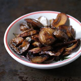 Caramelized Mushrooms.