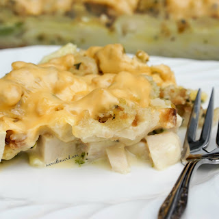 Chicken Stuffing Broccoli Cheese Casserole Recipes