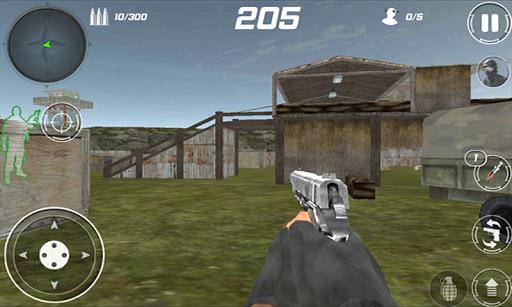 Counter Terrorist Attack 3D  screenshots 2