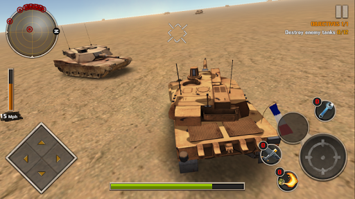 Modern Tank Force: War Hero 1.21 screenshots 13