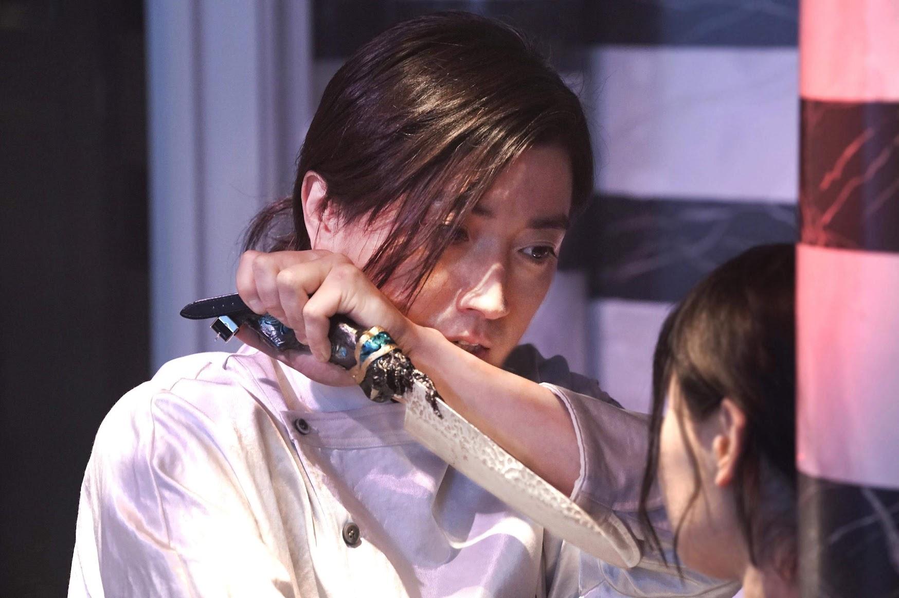 [迷迷影劇] 蜷川實花 攜新作「 殺手餐廳 」來台會粉絲