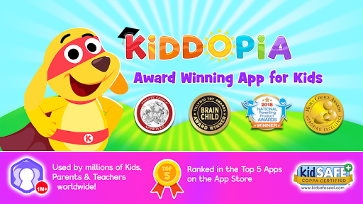 Kiddopia - Preschool Learning Games apkmr screenshots 1
