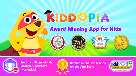 Kiddopia – Preschool Learning Games 1