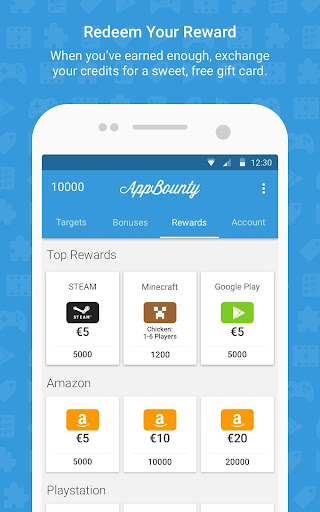 AppBounty u2013 Free gift cards 2.5.12 screenshots 8