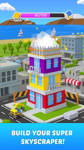 Block Blast 3D : Triple Tiles Matching Puzzle Game screenshots 1