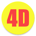 4dCombo: Live 4D Result icon