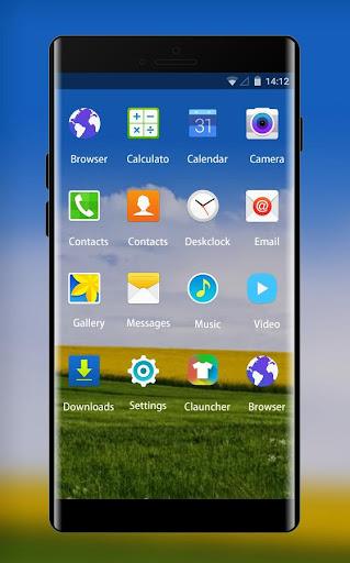 Theme for Samsung Galaxy Ace HD 2.0.50 screenshots 2