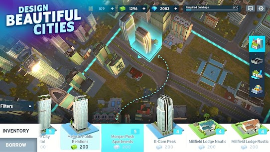 Cities: Urban Challenge MOD (500 Buildings Available) 1