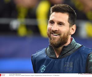 🎥 Lionel Messi en Edinson Cavani vliegen elkaar ei zo na in de haren