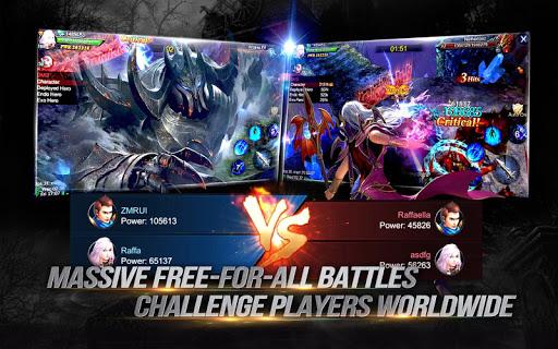 Goddess: Primal Chaos - SEA  Free 3D Action MMORPG screenshots 4