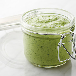 Pesto Aioli Recipe