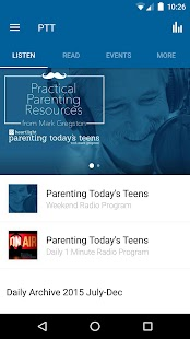 Parenting Today's Teens- screenshot thumbnail