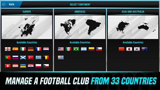 Soccer Manager 2021 - Football Management Game screenshots 2