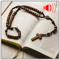 Holy Rosary in Audio icon