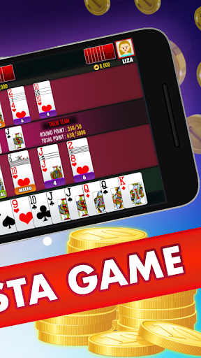Canasta Plus 1.5 screenshots 2