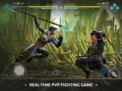 Shadow Fight Arena Apk MOD +OBB/Data for Android. [Unlimited Coins/Gems] 6