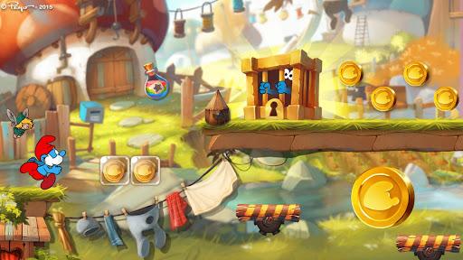 Smurfs Epic Run - Fun Platform Adventure screenshot 1