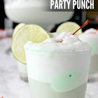 Cherry Limeade Sherbert Punch.