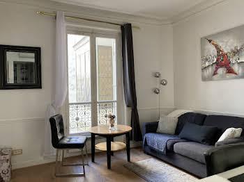 Appartement meublé 2 pièces 26,33 m2