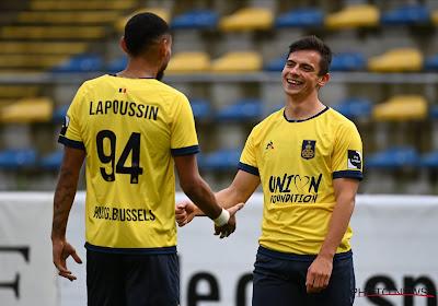 """Dante Vanzeir impatient d'affronter Anderlecht : """"Nous allons tout donner"""""""