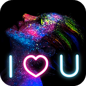 Neon Light Photo Effects