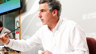Francisco Javier Falo, director general de Salud Pública del Gobierno de Aragón.