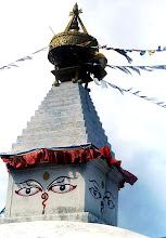 Photo: Patan - stupa Ashoki
