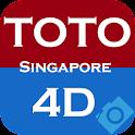 SINGAPORE TOTO 4D icon
