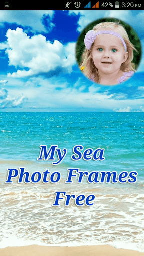 My Sea Photo Frames Free