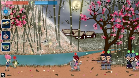 Ninja Girl RPG Screenshot