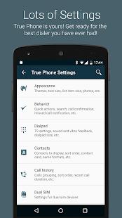 True Phone Dialer & Contacts 8