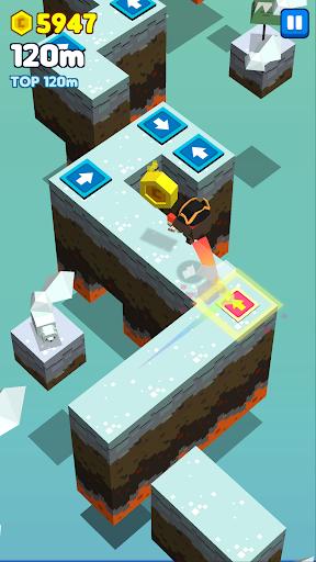 Cubie Jump - Tap Dash apktram screenshots 4