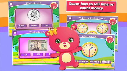 Second Grade Learning Games 3.15 screenshots 3