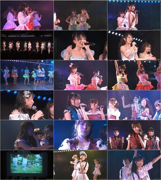 (LIVE)(公演) AKB48 岩本輝雄 「青春はまだ終わらない」初日公演 150918