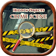 Hidden Objects Crime Scene