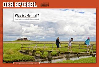 Photo: Hallig Nordstrandischmoor, Schleswig-Holstein