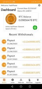 HashPower – BTC Cloud Mining 6