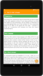 English Communication Skills- screenshot thumbnail