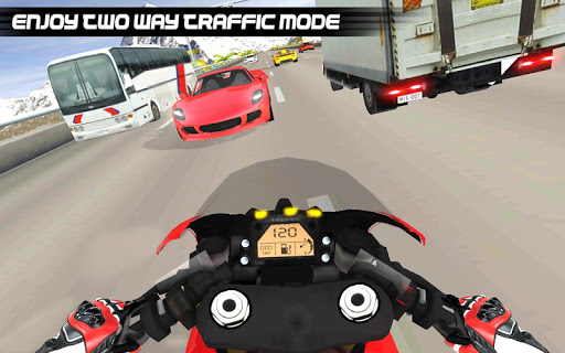 Traffic Moto Racer 1.0.1 screenshots 4