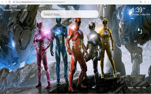 Power Rangers Wallpaper HD