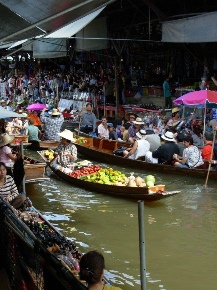 Mercato galleggiante di fatamorgy00