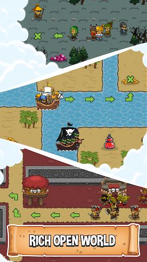 Five Heroes: The King's War 3.1.0 screenshots 2