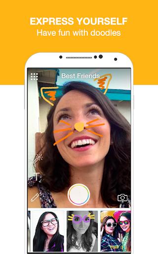 Push-to-Talk Video Chat screenshot 11