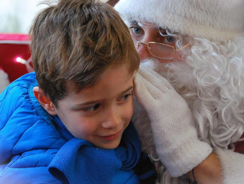 Santa Claus is coming to town! di rosy_greggio