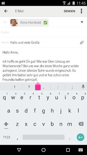 Telekom Mail screenshot 5