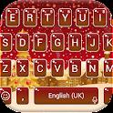Merry Christmas Keyboard icon