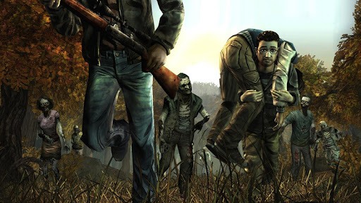 The Walking Dead: Season One screenshot 3