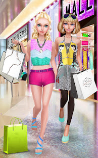Game Fashion Doll: Shopping Day SPA ❤ Dress-Up Games APK for Windows Phone