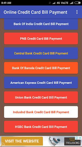 Online Credit Card Bill Payment By Rahul Krishna Yadav Google Play